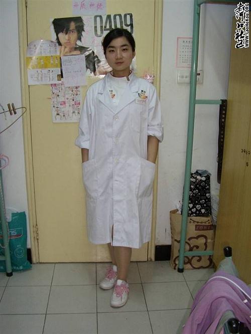 上海商学院刘雯雯生前照片全集 开口就笑